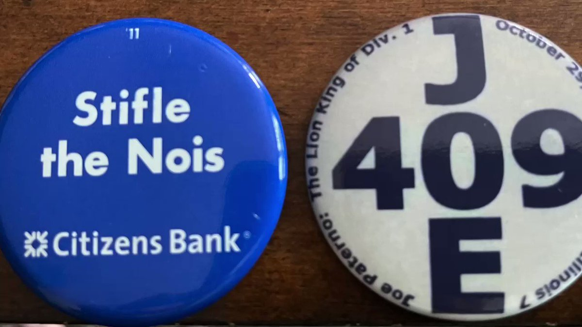 #WaybackWednesday — Last JoePa-era @CitizensBank slogan we created. And the final game memories of the legend who made @PennStateFball. Missed everyday. Proud to honor 409 with post-game reproduction from that bitter cold/bittersweet weekend a decade ago. WE ARE because HE WAS.
