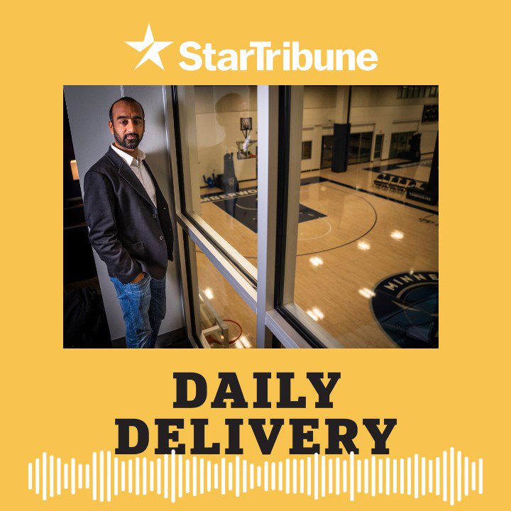 New post and pod with #twolves VP Sachin Gupta. Just before the season tips off, subjects:  *Moving on from Gersson Rosas. *Moves he would have made? *Expectations for this year? *The Trade Machine  Post:  https://t.co/J0TqmCYK9Y  Listen:  https://t.co/xGY7TIJa0N  Clip: https://t.co/ScsnxPnG16