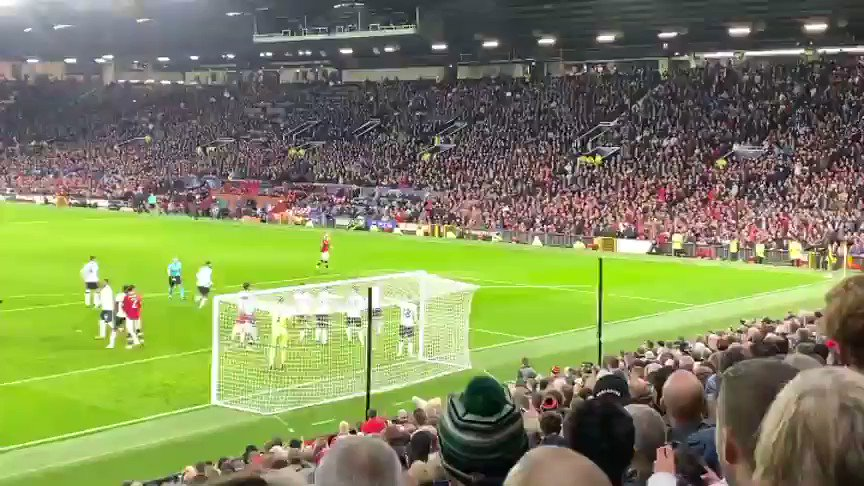 Cristiano Ronaldo's amazing late winning goal from the stands 🐐🔥