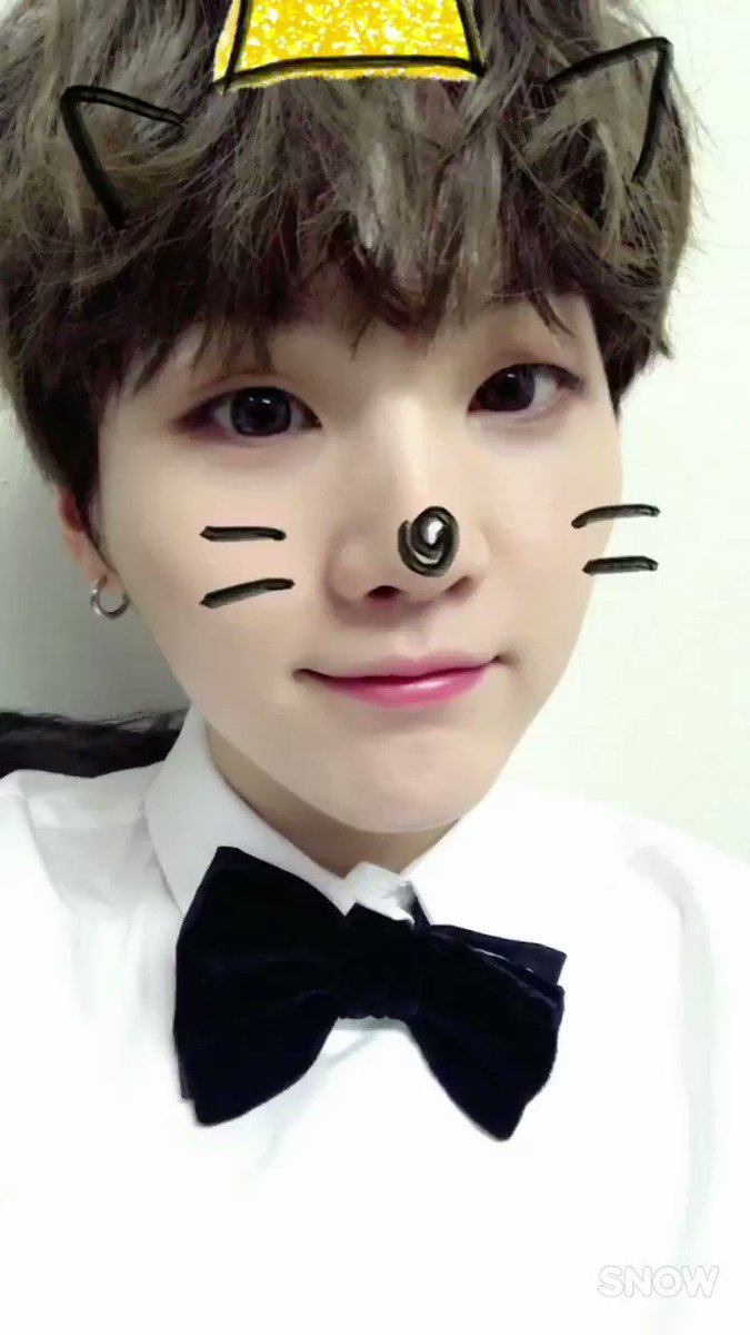 if you're feeling sad, just watch this cutie yoongi