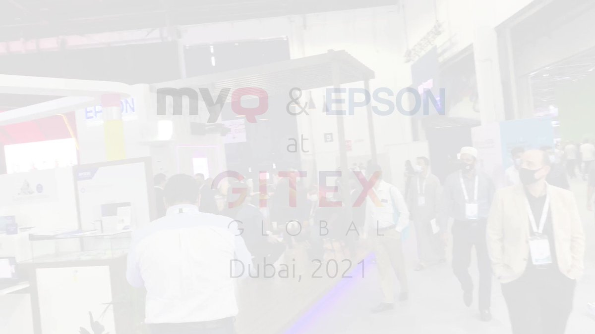 Twitter - Thanks Epson for choosing MyQ to share their great