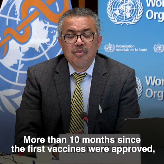 In 10 days' time, the @g20org leaders will meet. By then, 500 million vaccine doses will be produced - enough to achieve the 40% vaccination target by the end of 2022. We're not asking for charity; we're calling for a common-sense investment in the global recovery. #VaccinEquity