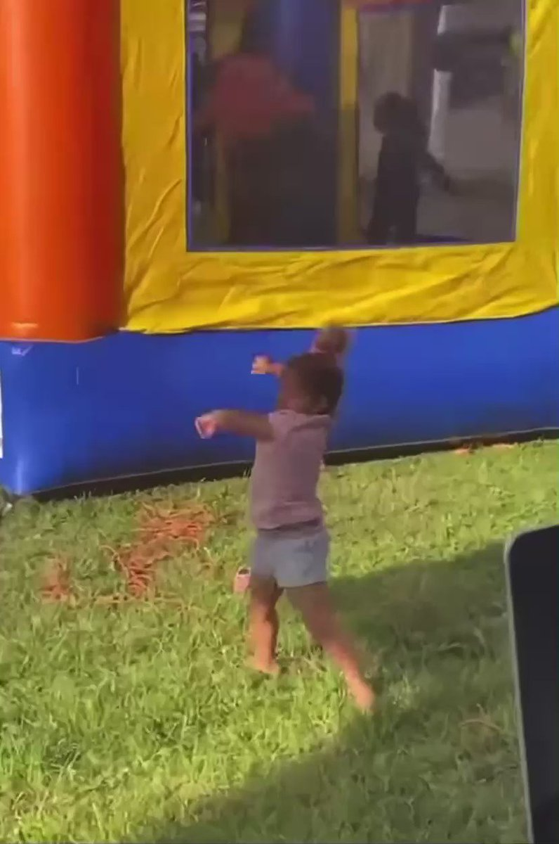 my child at her birthday party when i get her a DJ instead of Elmo.