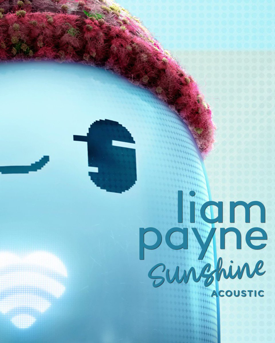 My acoustic version of #Sunshine is out now!!  https://t.co/ksXqQfPVX3 https://t.co/2cwviQDmXX
