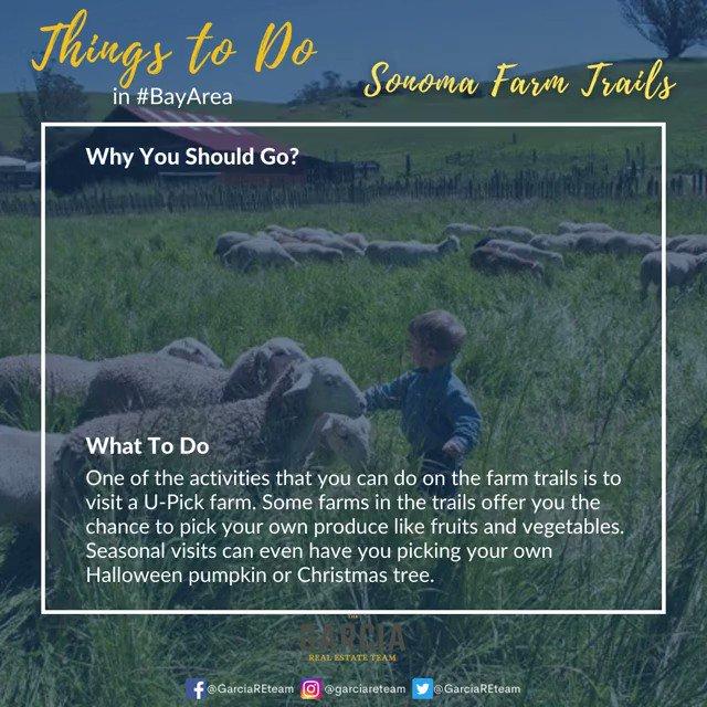 👉 Visit Sonoma Farm Trails 🌅 Discover more about food production and agriculture when you visit Sonoma County.   #ThingsToDo #ThingsToDoInBayArea #PlacesToVisit  #StClara #Alameda #MichaelGarcia #SonomaFarmTrails #SonomaFarm