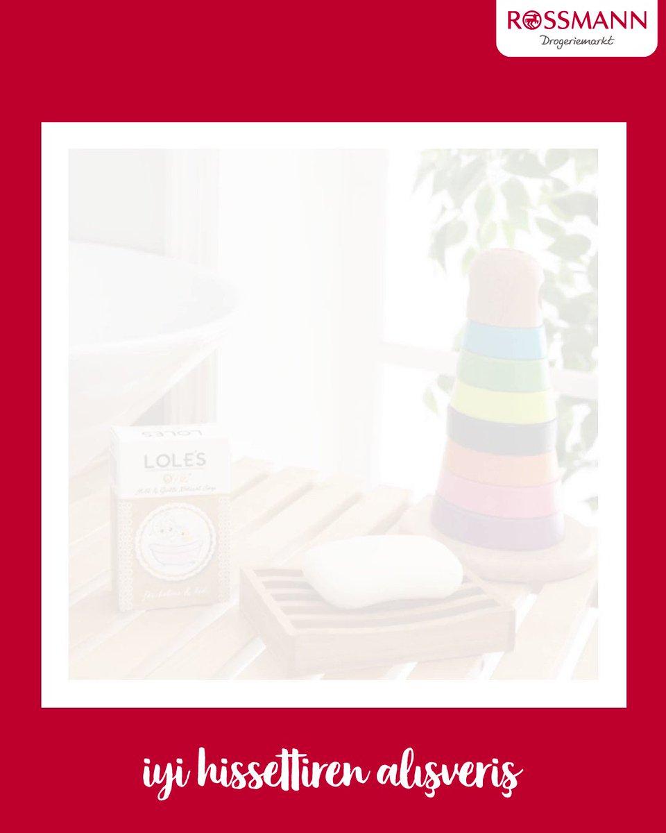 LOLE'S Bebek ve Çocuklar için özel seri 👼🏼 Organik Aloe Vera Özü ve Organik Shea Yağı ile zenginleştirilmiş yumuşak ve doğal sabunu keşfetmek için rossmann.com.tr'ye tıkla. 🤍
