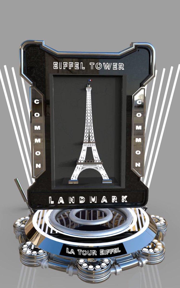 🎉🎁EIFFEL TOWER CLASS 5 #NFTGiveaway🎁🎉  ☑️Follow me ☑️RT +♥️ ☑️Tag friends  12H⏰  #NFTartist #nftart #NFTGiveaways #NFT #NFTCollector #NFTCommunity #NFTCollectibles #GiveawayAlert