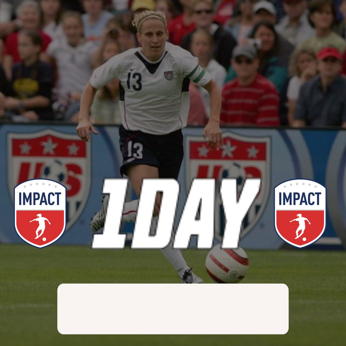 This event is open to the public! Please join us! @USClubSoccerNPL @USClubSoccer @USWNT @impact_npl #morethanaleague https://t.co/P3Uai1qh4L