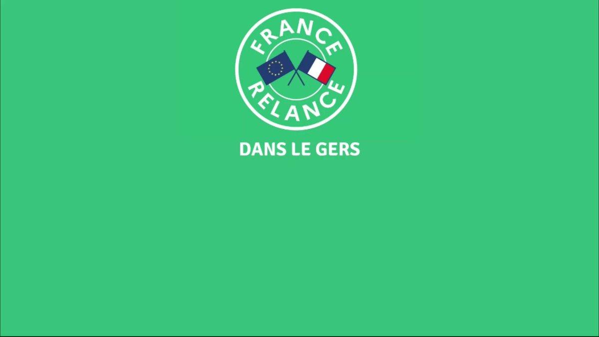#FranceRelance, c'est 200 millions d'euros d'investissement en faveur du Gers !  🎥 Je reviens sur les bienfaits du plan de relance pour le département à travers 5 vidéos hebdomadaires  👉 Épisode 1 : #FranceRelance pour les Jeunes !