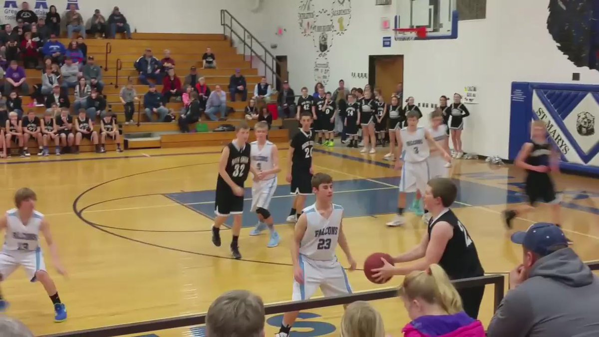 This is probably the worst way to lose a basketball game. #wow http://t.co/8OYLELoPY4