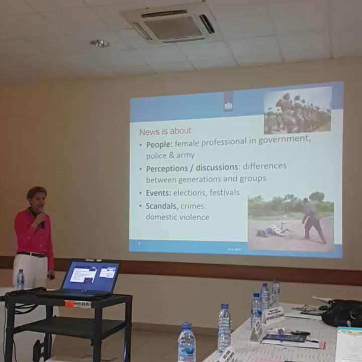 Video clip of @caeciliawijgers presentation on #UNSCR1325 @KojoAbroba @mashanubian @KhaitaSylla @selemani @wagio2010 http://t.co/K5Qxug5mw8