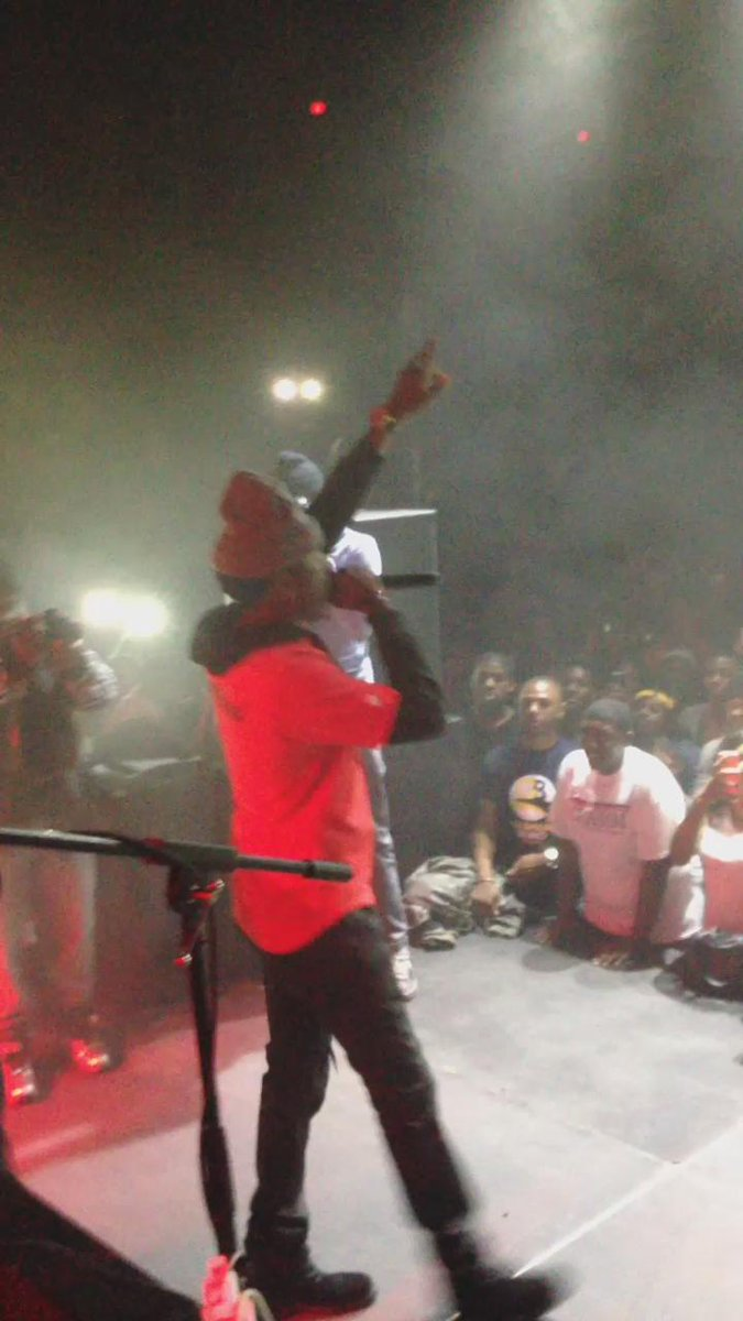 Earlier Tonight Wit @KCamp427 Live From FAMU http://t.co/cFD7Uh2Z9i