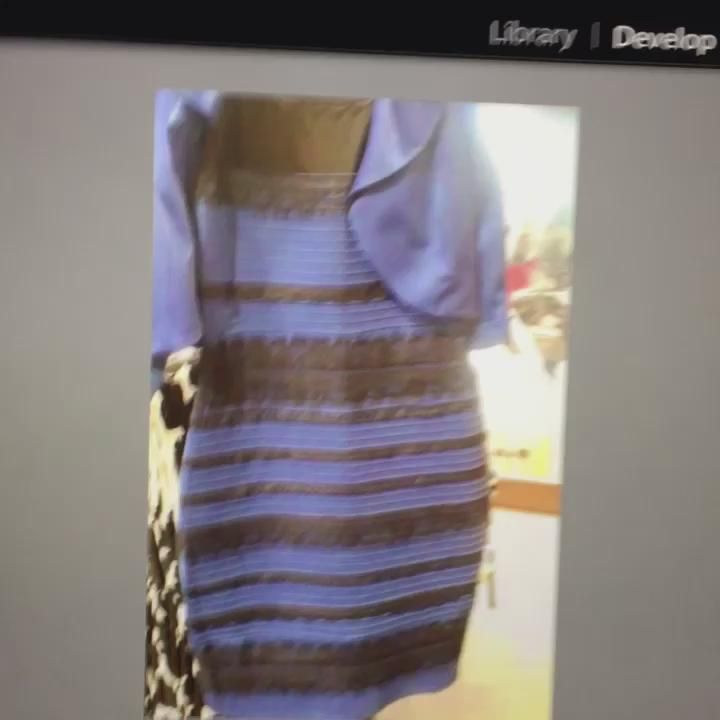 Dressgate: Has Adobe solved the mystery?