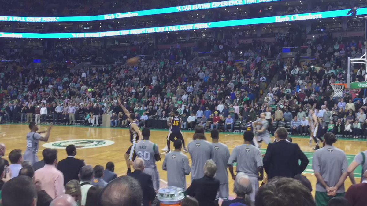 Celtics win!!! 85-84! http://t.co/AL7Z5OYKXT