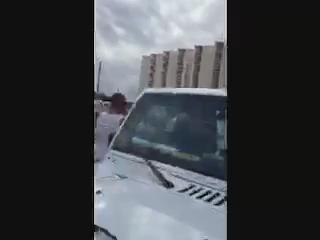"""@GradickSports: Video of Mississippi State QB Dak Prescott being attacked in Panama City.  Via: @domonics   http://t.co/TCpUzkCrzU"" wow."