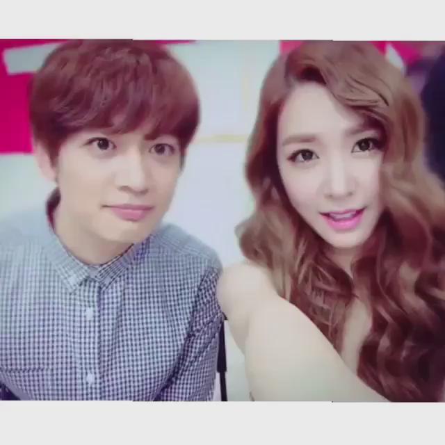 {STREAM} 150321 Minho - Tiffany's Instagram Video: see you soon