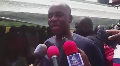 Nigeria's Presidential Elections: Gov Amaechi Refuses Accreditation, See Why