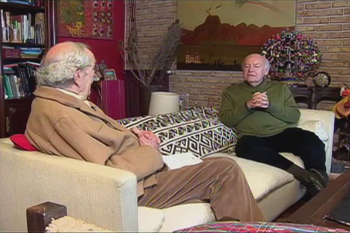Na madrugada de terça para quarta, 0h30, o @observatorio exibe a entrevista de Alberto Dines com Eduardo Galeano http://t.co/yHCfFNHtcm