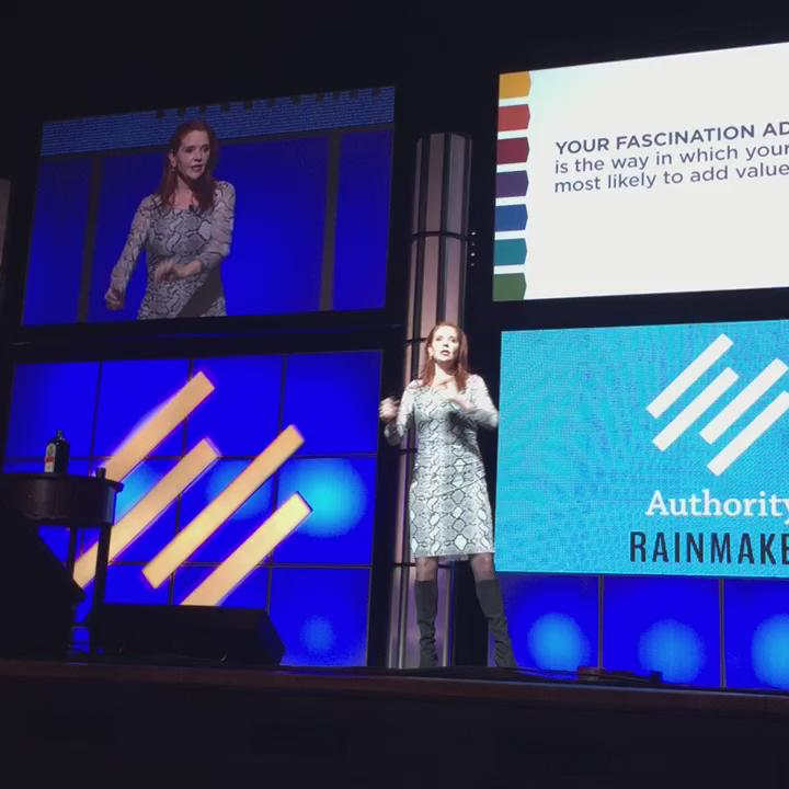 'The world is not changed by people who sort of care.' Amen @SallyHogshead #Authority2015 http://t.co/vmd14Dydqs
