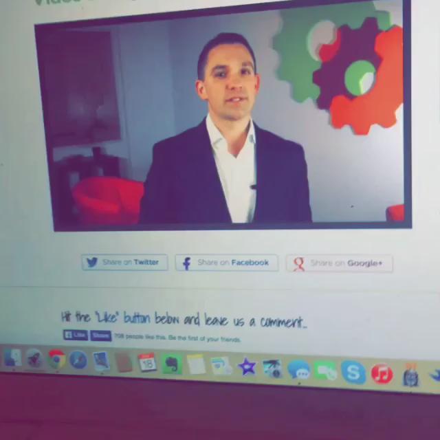 Learning some email marketing from @ryandeiss. He's a master marketer! #marketing #emailmarketing http://t.co/EgMOzek5xG