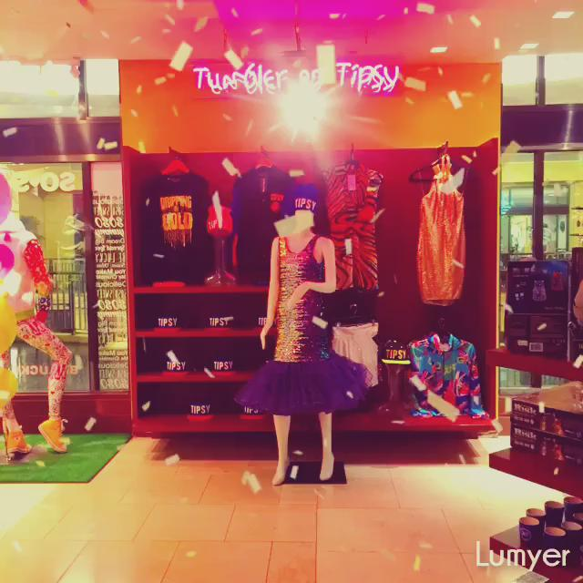 #Shop our NEW #TresTipsy collection @SweetStoreLA at #Hollywood & #Highland!