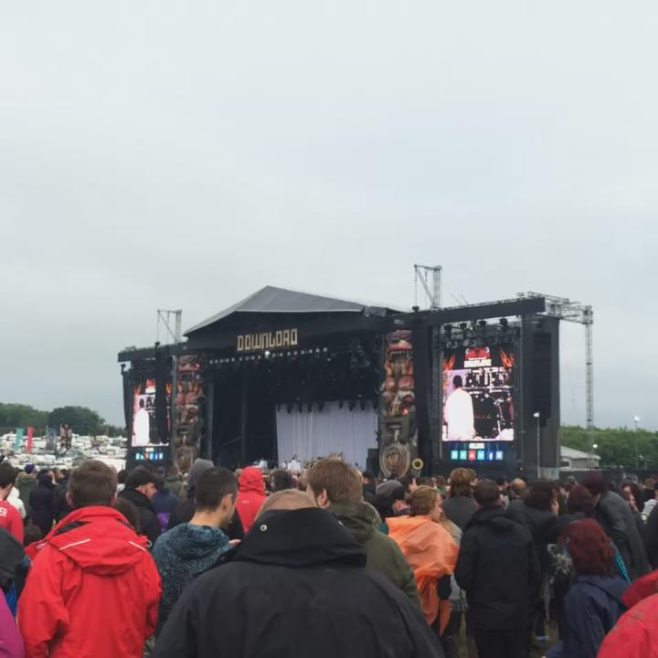 Faith No More #Download2015 http://t.co/vv2QbepoQW