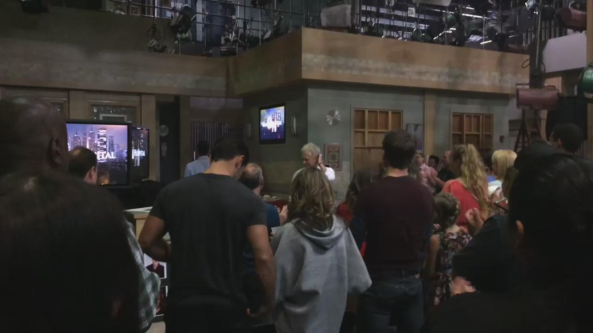 After 37 memorable years, Tony Geary, aka Luke Spencer, takes a final bow today on set of #GeneralHospital. http://t.co/UjkfaBIzJm