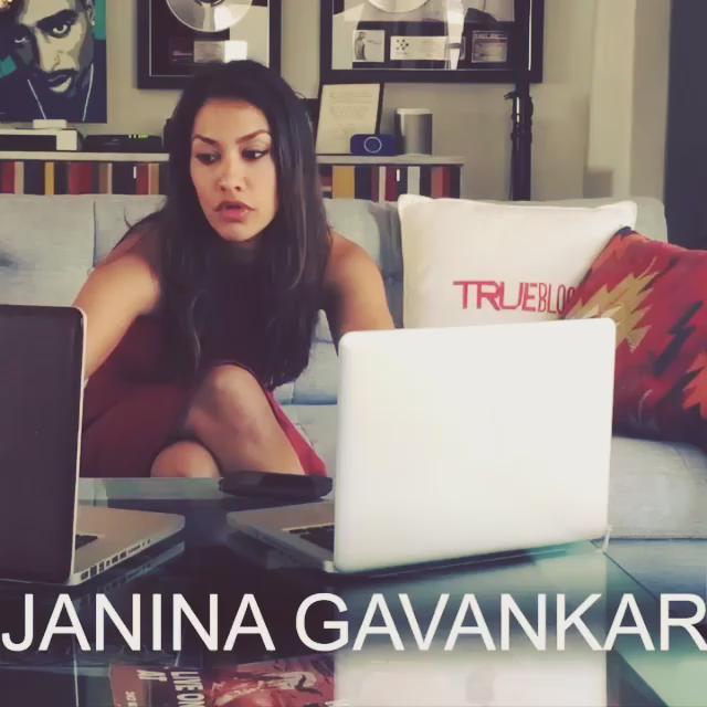 Thumbnail for Janina Gavankar's DCI social media takeover