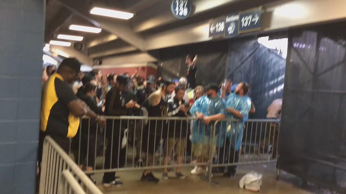 Are the @sonsofben @PhilaUnion the best fans in the @mls or what?!