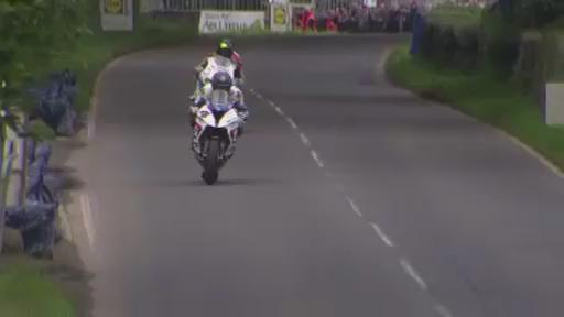 "Good to hear Guy is relatively ok ""@BBCSPORTNI: Watch @guymartinracing's frightening crash @UlsterGrandPrix http://t.co/5e2xE09xu2"""
