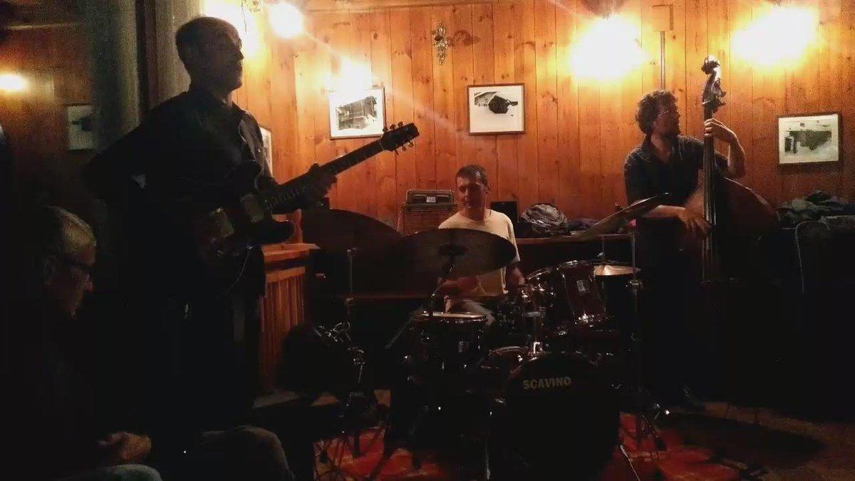 #chamosic2015 #jazz - chiappetta porta maiorino minetto quartetto - assolo spaventoso di Alessandro Chiappetta!