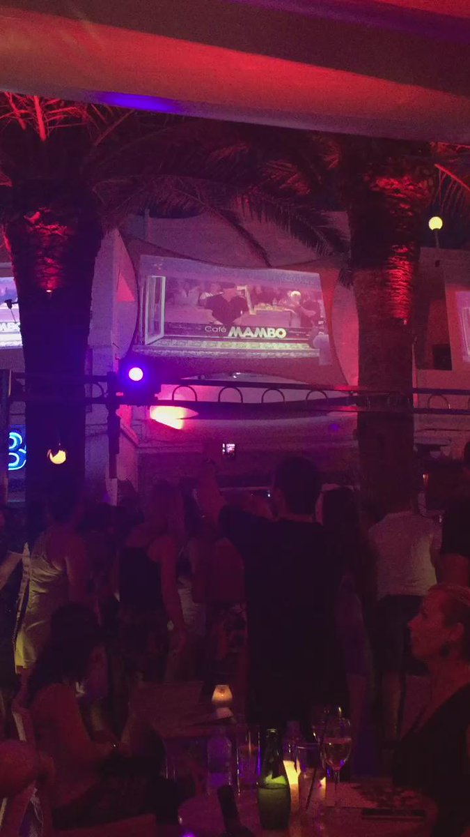 Prydz dropping @CamelPhat at @Mamboibiza right now!