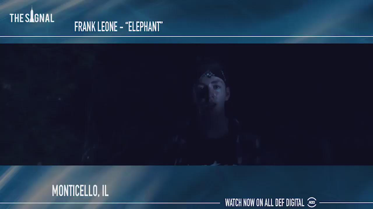 "RT @AllDefDigital: .@thefrankleone drops his video for his debut album ""EnterWILD"" on #TheSignal   Watch more: http://t.co/DAMozfhjZA http:…"