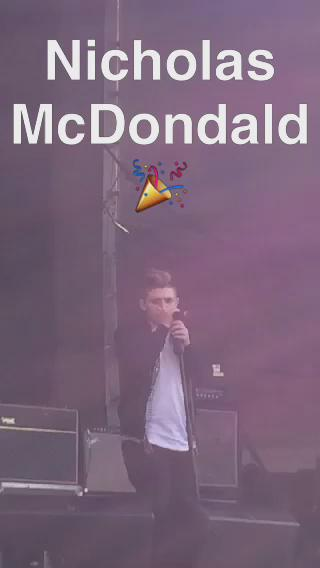 RT @MusicMadGal10: Oh my gosh! You were amazing!!! @nickymcdonald1 http://t.co/fqRoKJI6lv