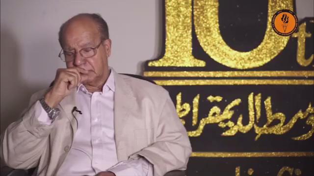 كلمة من عبدالله النيباري وصالح الملا وأحمد النفيسي ممثلي التيار الوطني ونواب مجلس الأمة السابقين لأعضاء الوسط #gust http://t.co/RBOaqkYkEi