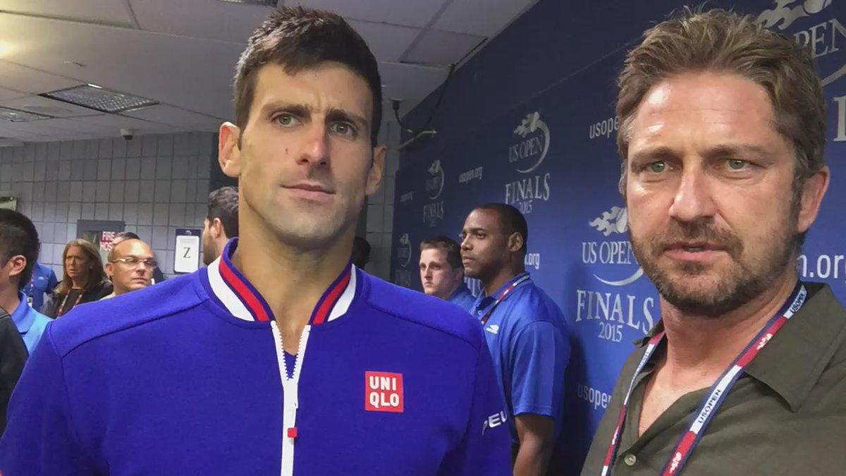 U.S. Open 2015: '300' movie helped Novak Djokovic beat Roger Federer