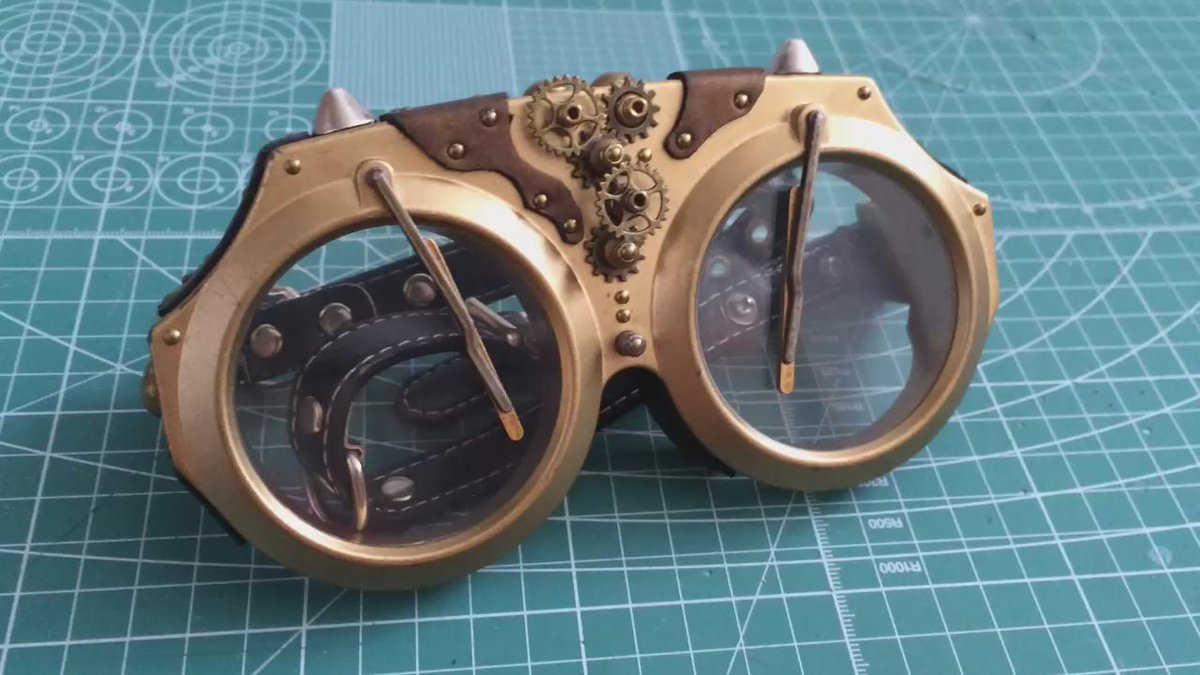 My Daily #Steampunk ⚙️ #Geek 🤓 #Space 🚀 #SamaCollection 🗞️ of Tweets with @flickeringmyth @NatFaery ⭐ Feat. @handmano View More Selections 👉 https://t.co/iLWqTUZNn7