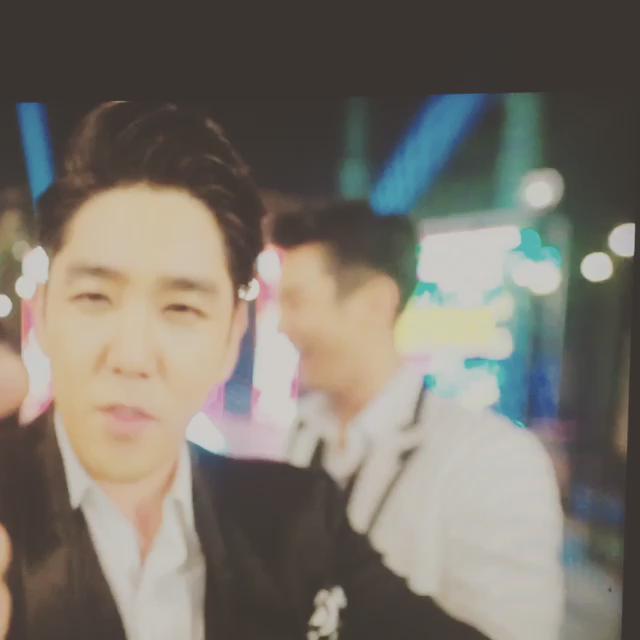 슈퍼주니어 Magic 립싱크 촬영현장 ㅋㅋ 💨 #superjunior #magic