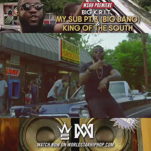 WORLD PREMIERE @BIGKRIT #MySubPart3 & #KingOfTheSouth music videos directed by @DREfilms exclusively on @WORLDSTAR http://t.co/xNp9jNoRCa