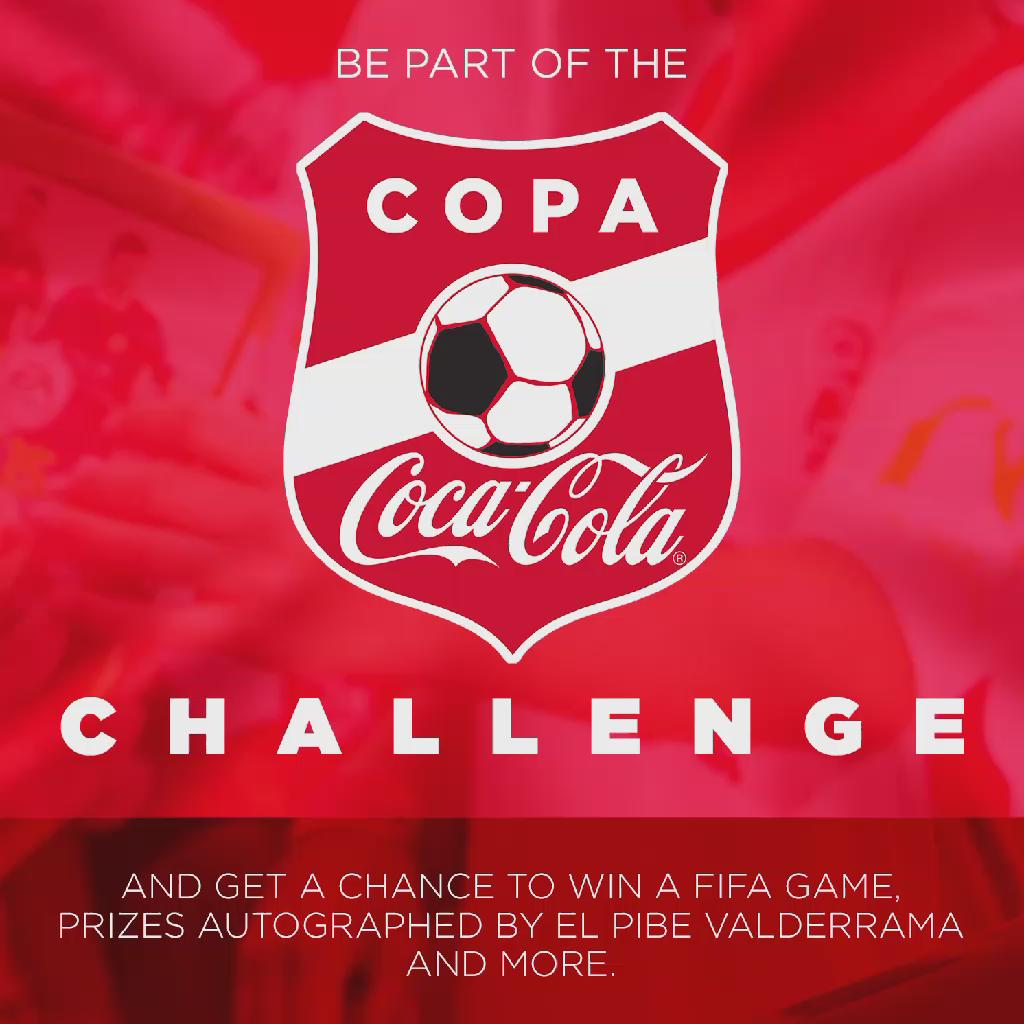 #Miami is going to be awesome! Stop by the #CopaCocaColaUSA lounge & learn how to participate in THE CHALLENGE!!!  🏆⚽ http://t.co/eF0sEHhL0n