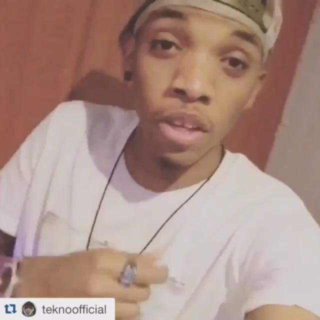 What was Tekno trying to say?
