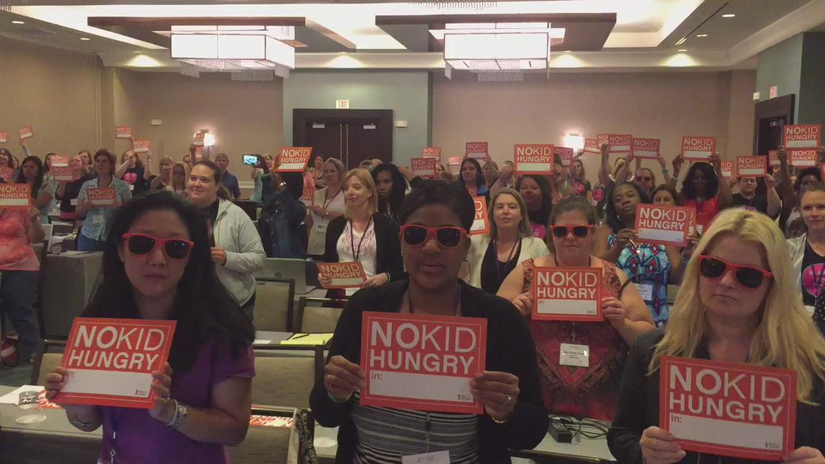 . @tamcdonald @nokidhungry we got your back!!!#MKMeetup #HelloSunny http://t.co/peF8oGS33g