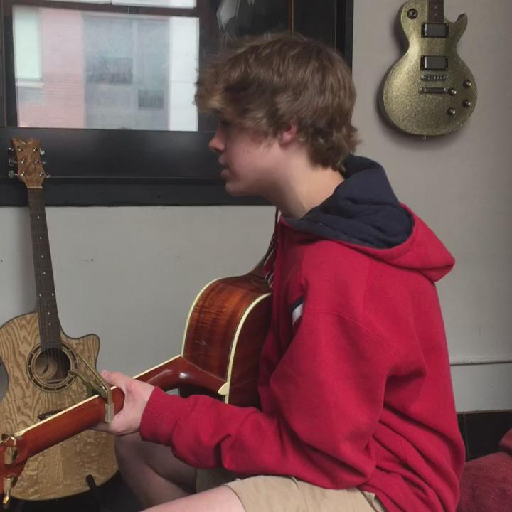 A sample of @ChristianLeave singing his new album! http://t.co/5pNksx6xKM