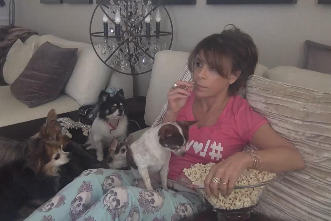 What do I like to do when I have NOTHING to do? See for yourself! xoP #PaulaAbdul http://t.co/TjdgHzb2AP