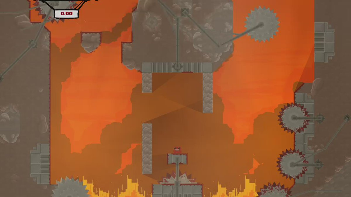 I honestly don't even know how I made that jump! @SuperMeatBoy #PS4share http://t.co/0QznbGY7W0