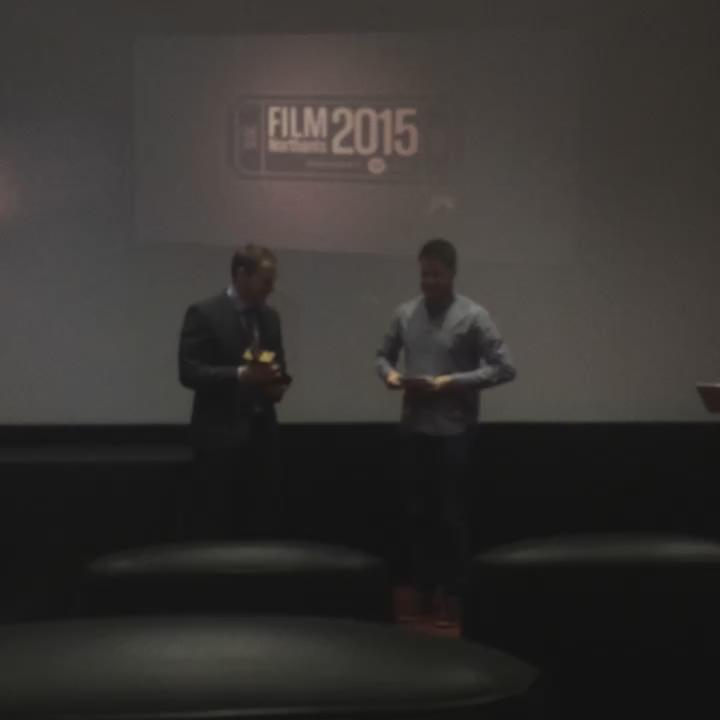 And the PUBLIC VOTE WINNER GOES TO... Sprite! @Sixty2UK #FilmNorthants http://t.co/UTbfdLVbr2