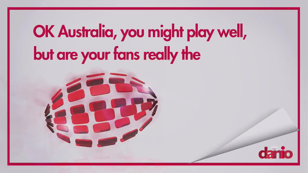 Australia is on a roll at the #RWC2015, but whose fans are hungriest for the win? Find out our challenge below! http://t.co/sseqPEmPMu