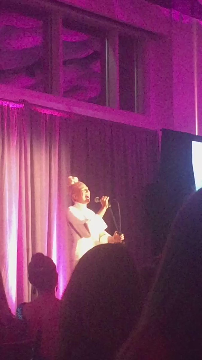 Inspiring evening at #GEMS gala. Stopping trafficking of girls in #NYC & providing them new opps. @Sia was amazing. http://t.co/zmssFEx6Ym