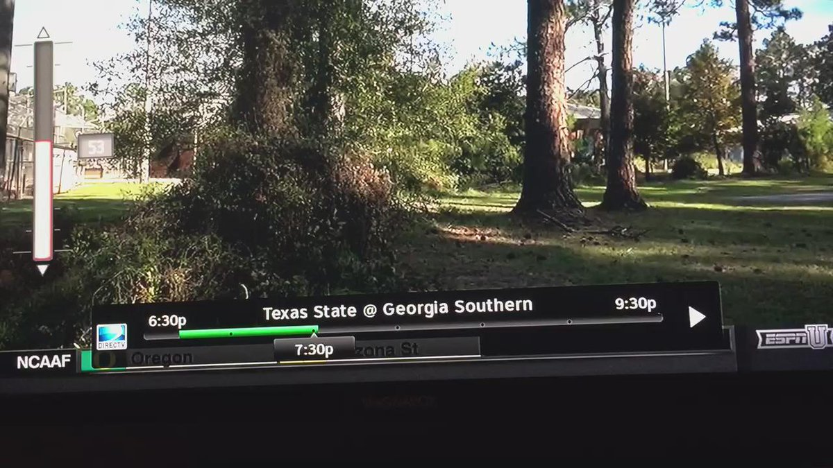 "Georgia Southern provides perhaps the worst ""beauty shot"" of all time. https://t.co/1OtZbx5nFn"