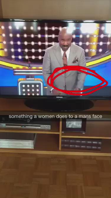 Family Feud = no chill